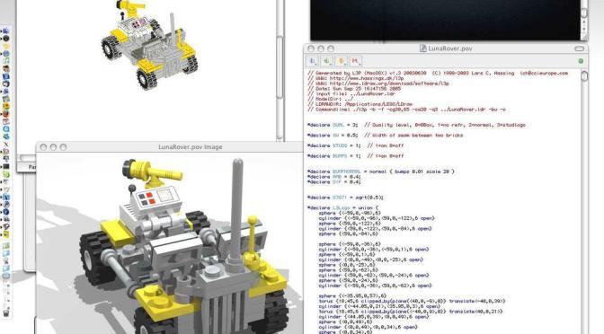 Instantea-LEGO-work