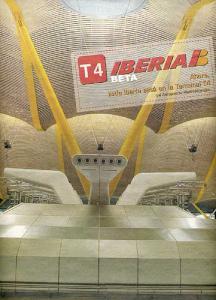 Nueva Terminal T4 Iberia - BETA