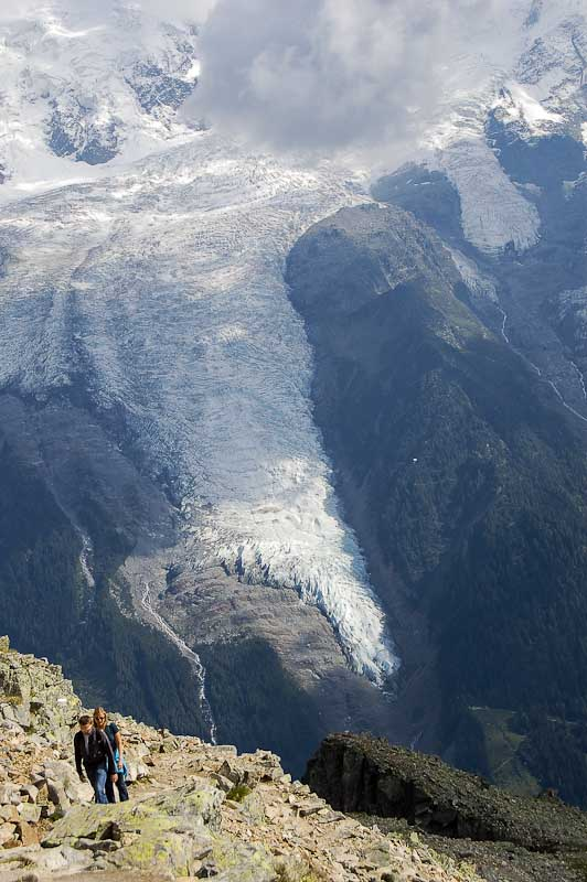 Glaciar de Bionnassay
