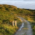 Camino por Arisaig