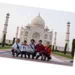 India 2009 – La foto de los 5