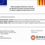 Catalán, la siguiente lengua oficial en la UE