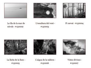 Fotografias de Atlantica para la Fundacion Horstmann