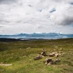 Vista de la Isla Skye