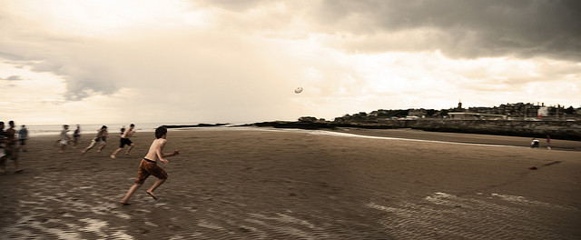 Playa de St. Andrews
