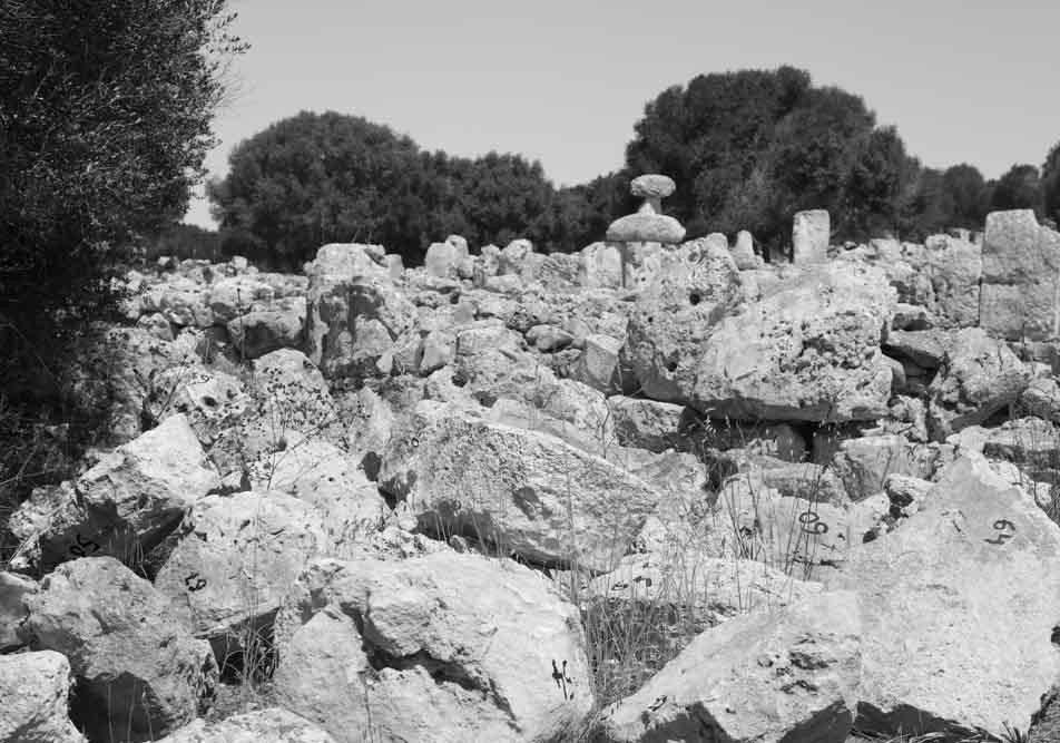 Poblat talaiòtic de Torre d'en Galmès , Menorca Tailaiòtica