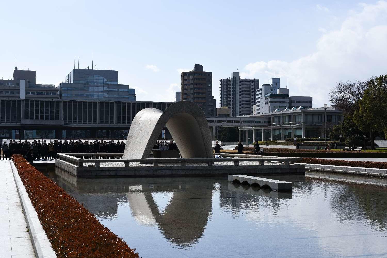 Memorial de la paz Hiroshima - Lluís Ribes i Portillo (cc)